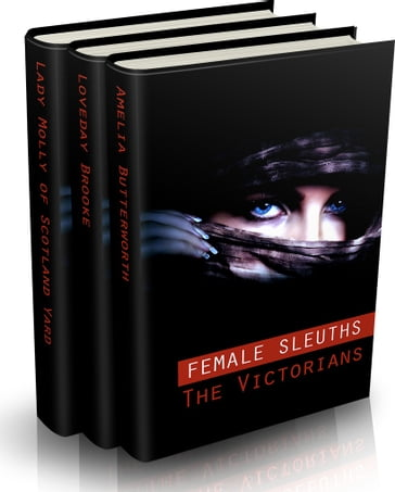 Female Sleuths Multipack - 29 Books Total