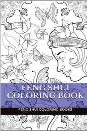 Feng Shui Coloring Book for Adults