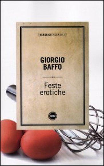 Feste erotiche - Giorgio Baffo  