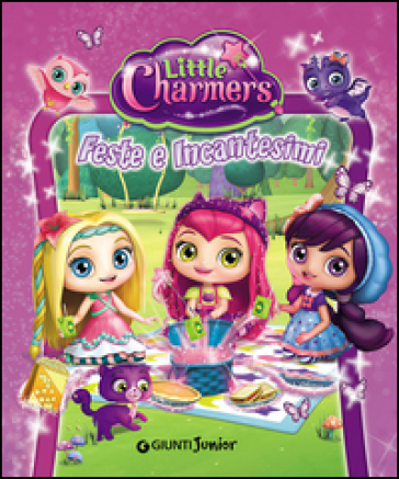 Feste e incantesimi. Little Charmers