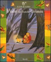 Fiabe dei fratelli Grimm. Ediz. illustrata. Con 2 CD Audio