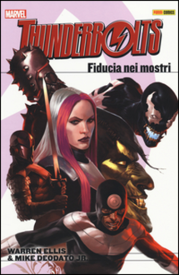 Fiducia nei mostri. Thunderbolts