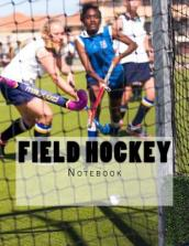 Field Hockey Notebook