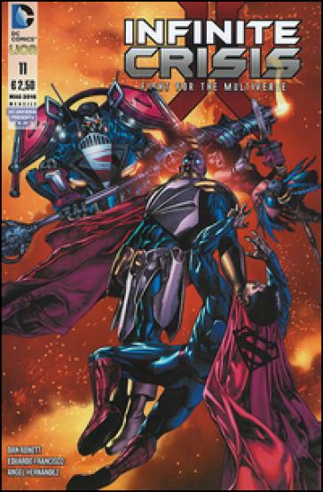 Fight for multiverse. 11. - Dan Abnett |