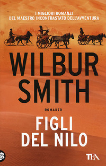 Figli del Nilo - Wilbur Smith | Jonathanterrington.com
