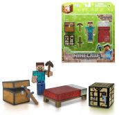 Figure Minecraft Survival Pack