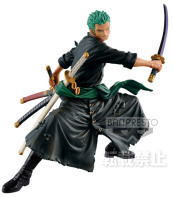 Figure One Piece-Roronoa Zoro Spec.Col.