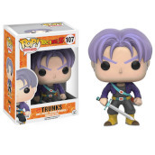 Figure POP! DragonBall Z - Trunks