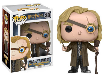 Figure POP! Harry Potter - Malocchio M.