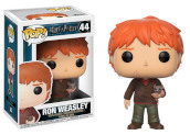 Figure POP! Harry Potter - Ron + Crosta