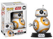 Figure POP! Star Wars E8 - BB8