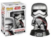 Figure POP! Star Wars E8 - Cap. Phasma