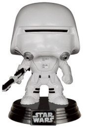 Figure POP! Star Wars - F.O. Snow Troop.