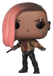 Figure POP! Vin.Game Cyberpunk2077 VFem
