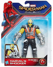 Figure Spiderman Web City Marvel Shocker