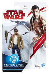 Figure Star Wars Finn Combattente Resist