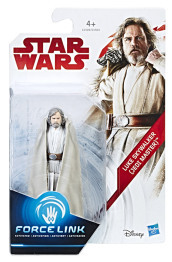 Figure Star Wars Luke S. Maestro Jedi