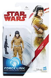 Figure Star Wars Rose Resistenza