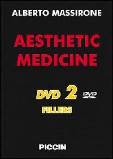 Fillers. Aesthetic medicine. Ediz. italiana e inglese. 2 DVD - Alberto Massirone |