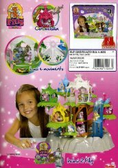 Filly Elves - Playset Palazzo Sull'Albero
