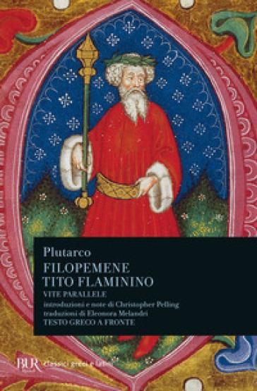 Filopemene-Tito Flaminino - Plutarco pdf epub