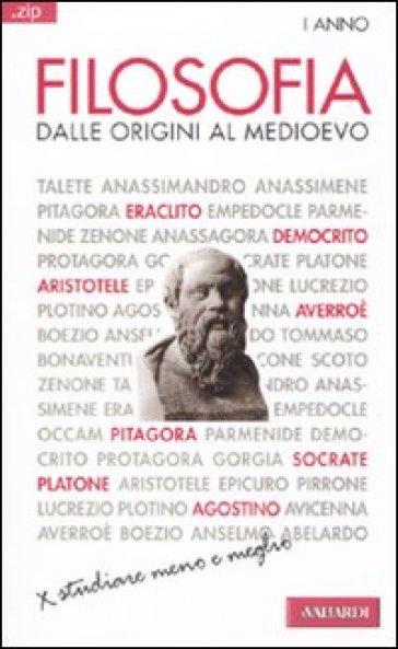 Filosofia. 1.Dalle origini al Medioevo - Enrico Ernst |
