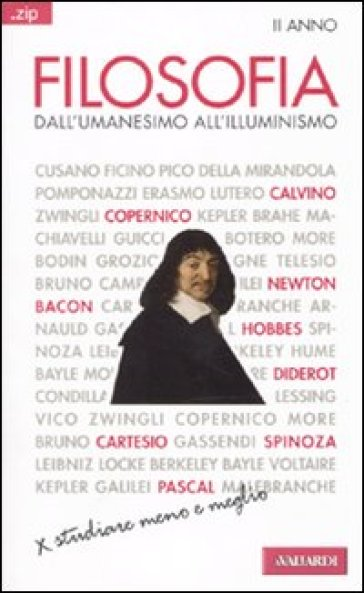 Filosofia. Vol. 2: Dall'Umanesimo all'Illuminismo - Enrico Ernst |