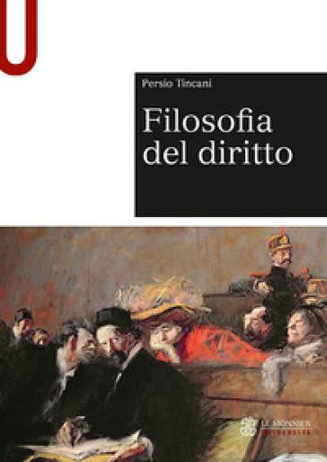 Filosofia del diritto - Persio Tincani pdf epub
