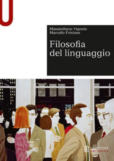Filosofia del linguaggio - Massimiliano Vignolo   Thecosgala.com