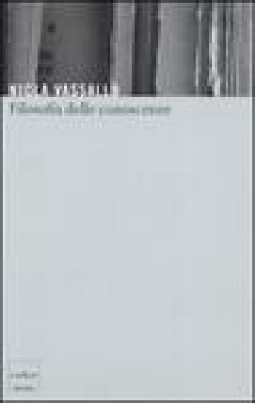 Filosofia delle conoscenze - Nicla Vassallo | Jonathanterrington.com