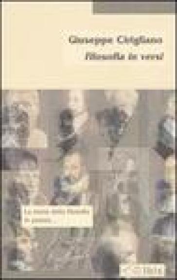 Filosofia in versi - Giuseppe Cirigliano  