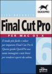 Final Cut Pro 6. Per Mac OS X