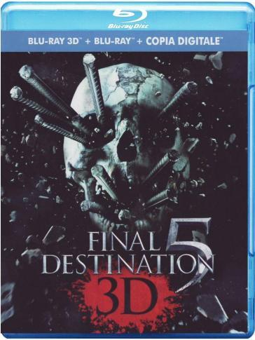 Final Destination 5 (3D) (Blu-Ray+Blu-Ray 3D)