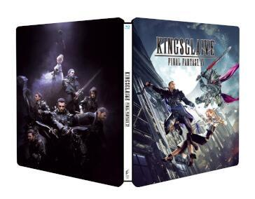 Final Fantasy XV (Steelbook)