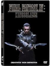 Final fantasy XV - Kingslaive (DVD)