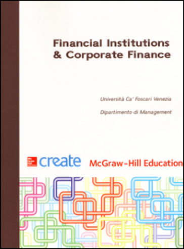 Financial Institutions & Corporate Finance