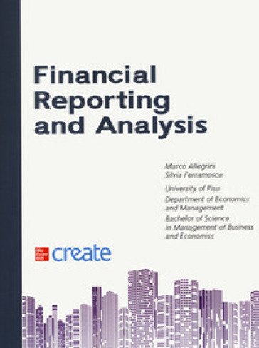 Financial reporting and analysis - Marco Allegrini |