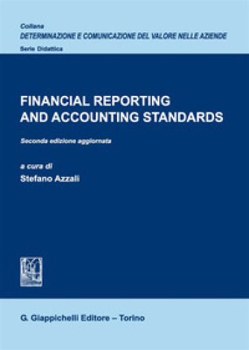 Financial reporting and accounting standards - Stefano Azzali | Thecosgala.com