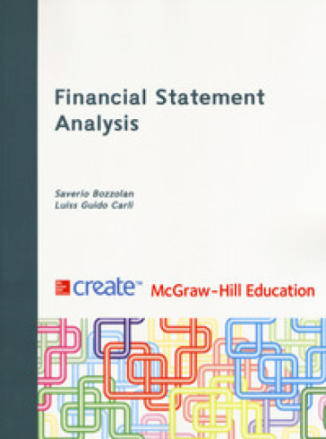 Financial statement analysis - Saverio Bozzolan | Ericsfund.org