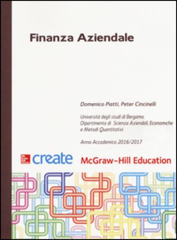 Finanza aziendale - Domenico Piatti | Thecosgala.com