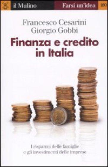 Finanza e credito in Italia - Francesco Cesarini pdf epub