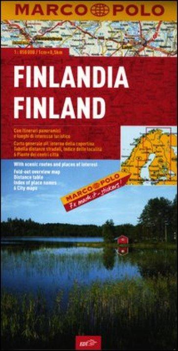 Finlandia 1:800.000