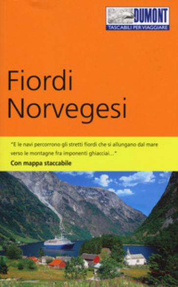 Fiordi norvegesi. Con mappa - Marie Helen Banck  