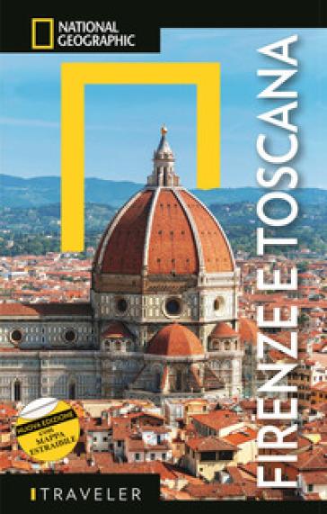 Firenze e Toscana. Con mappa estraibile - Tim Jepson |