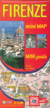 Firenze mini map. Ediz. italiana e inglese