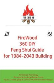 Firewood 360 DIY Feng Shui Guide for 1984-2043 Building