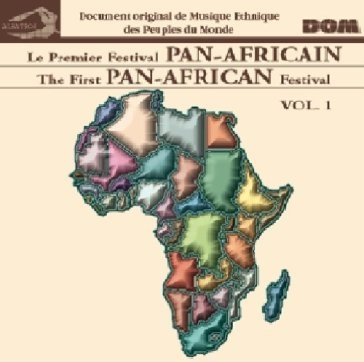 First pan-african..1