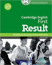 First result. Workbook. With key. Per le Scuole superiori. Con CD-ROM. Con espansione online
