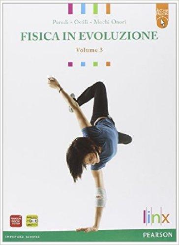 Fisica in evoluzioneLIM. Per le Scuole superiori. Con e-book. Con espansione online. Con libro - Guglielmo Mochi Onori |