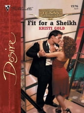 Fit for a Sheikh (Mills & Boon Silhouette)